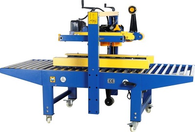 Automatic Adhesive Tape Carton Sealer