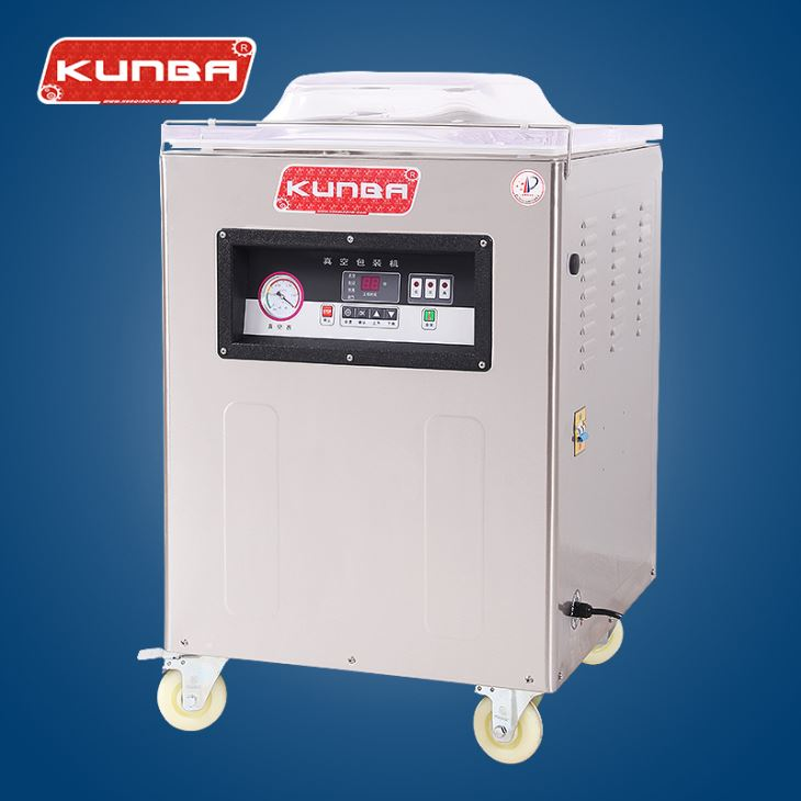 Commercial Packing Vacuum with Nitrogen Flushing