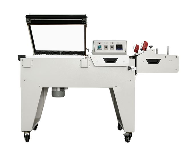 Cutting And Shrink Packaging Machine BS5540 2 In 1
