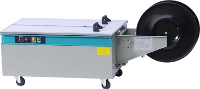 Table Automatic Strapping Machine for Nylon Strapping
