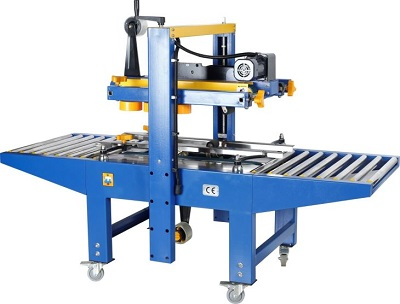 Top-bottom Driven Carton Sealer