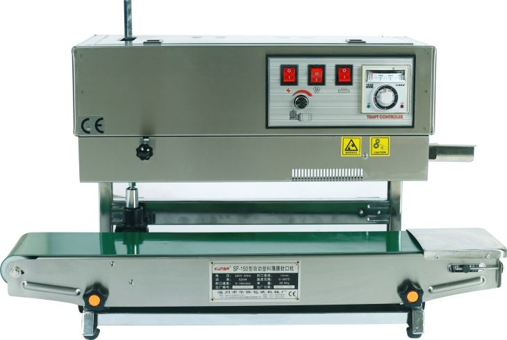 Vertical Type Heat Sealing Machine